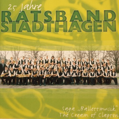 Cover 25 Jahre Ratsband