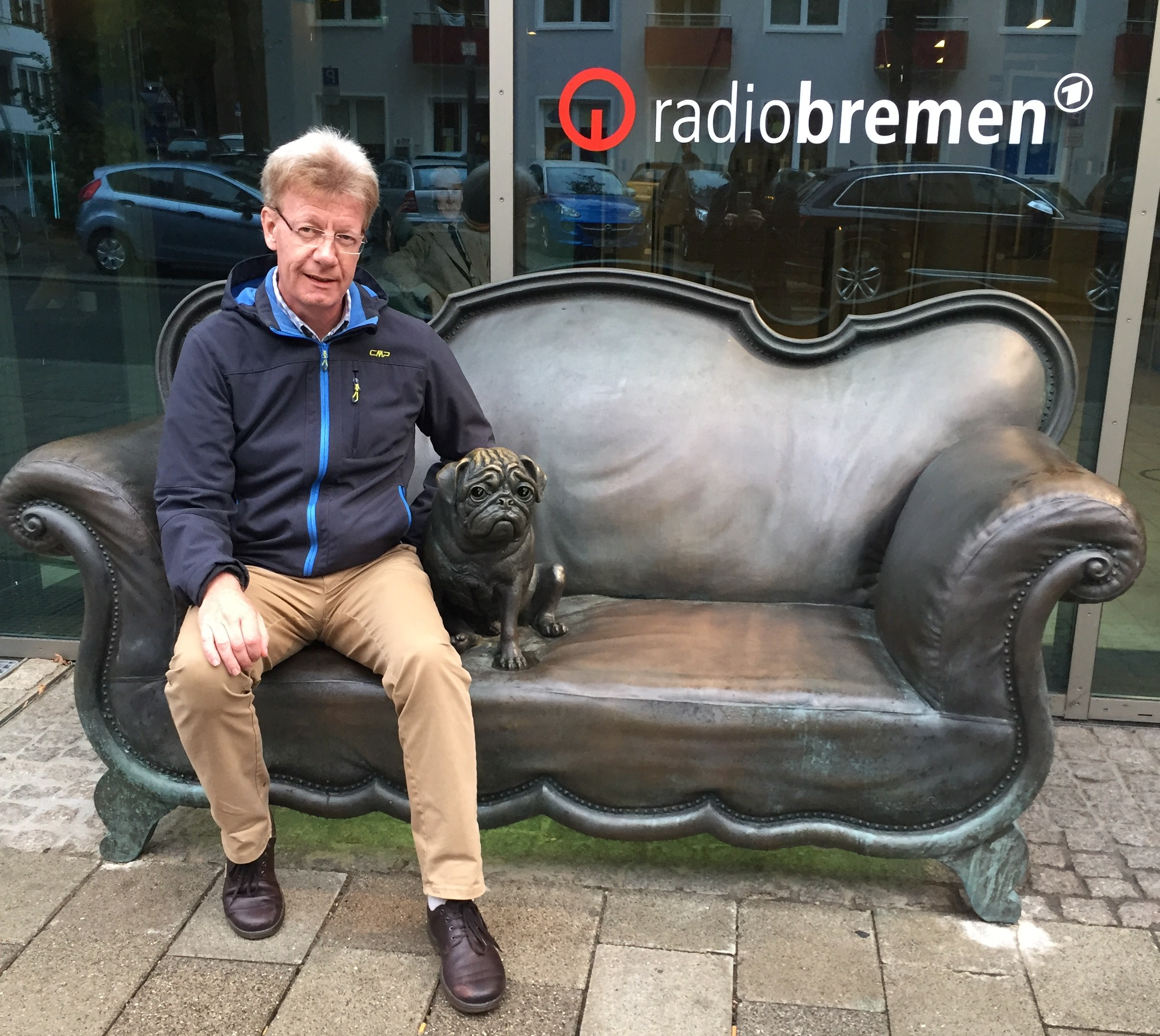 Andreas Meyer in Bremen
